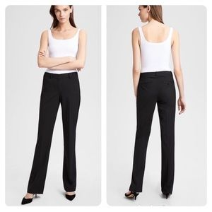 NWT! Theory Stretch Wool Relaxed Straight Pant